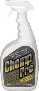 33OZ CHOMP GUTTER AND METAL TRIM CLEANER TRIGGER