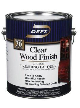 GAL DEFT CLEAR WOOD FINISH - GLOSS