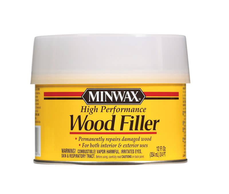 MINWAX MINWAX 21600 12 OZ WOOD FILLER HIGH PERFORMANCE - EACH