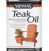 MINWAX MINWAX 67100 TEAK OIL  - QT