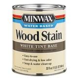 MINWAX MINWAX WHITE WATER BASED STAIN TINT BASE QUART