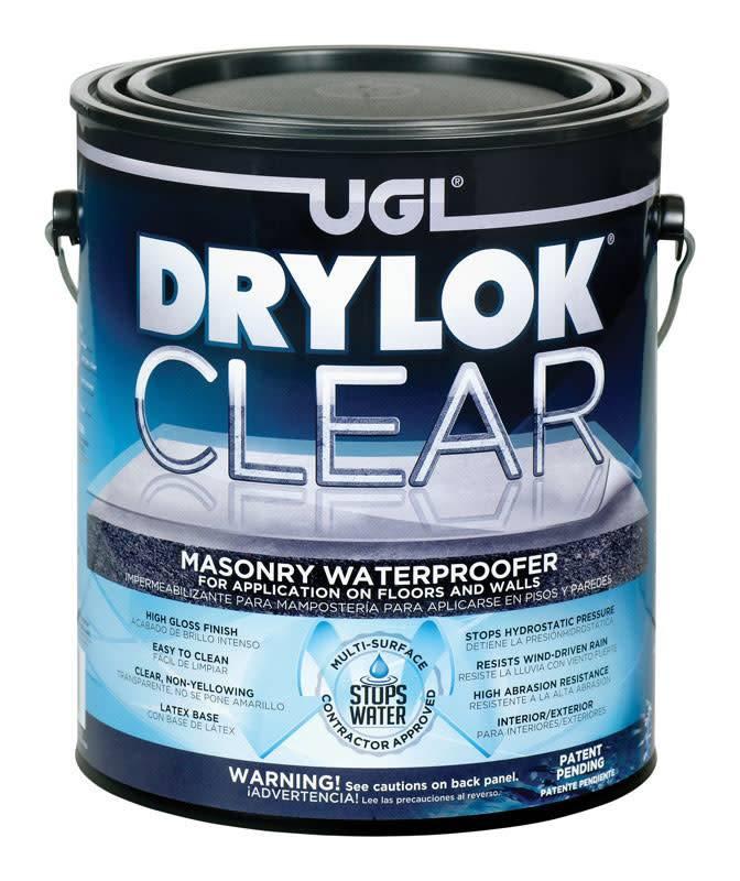 UGL LABS INC DRYLOK Clear Masonry Waterproofer - GAL