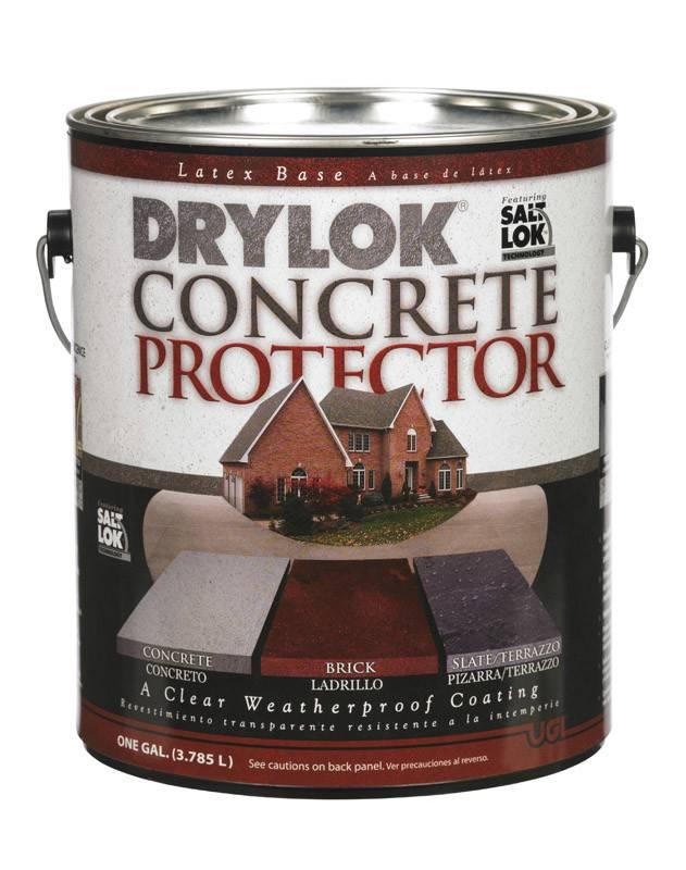 UGL LABS INC Drylock Concrete Protector w/Saltlok- GAL