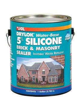 UGL LABS INC Drylock Water-Base 5% Silicone - GAL