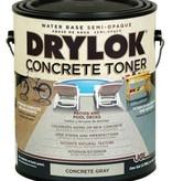 UGL LABS INC Drylock Concrete Toner Concrete Gray - GAL