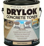 UGL LABS INC Drylock Concrete Toner Maple Brown - GAL