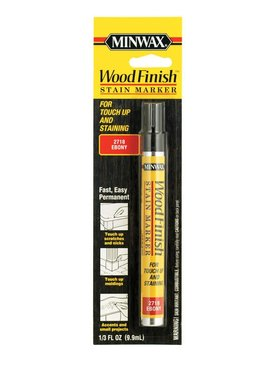 MINWAX WOOD FINISH STAIN MARKER EBONY