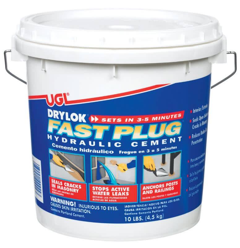 UGL LABS INC DRYLOK Fast Plug - 10 LB