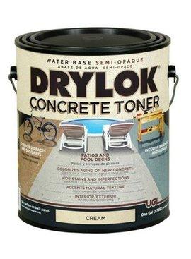 UGL LABS INC Drylock Concrete Toner Cream - GAL