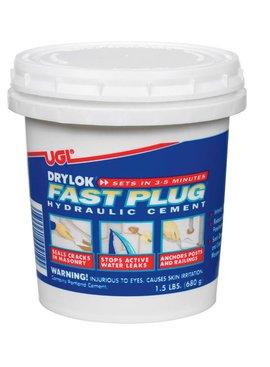 UGL LABS INC Drylock Fast Plug 1 1/2 LB