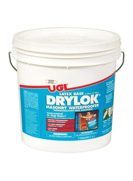 UGL LABS INC Drylok #275 White - 2 GAL