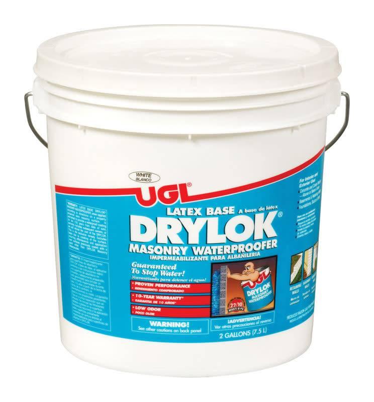 UGL LABS INC Drylok #275 White - 2 GAL