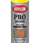 KRYLON PAINTS KRYLON CONTRACTOR MARKING PAINT YELLOW 15OZ