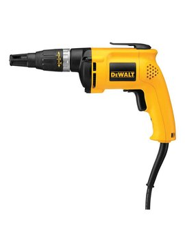 DEWALT 6.0 AMP HEAVY DUTY DRYWALL SCREWDRIVER
