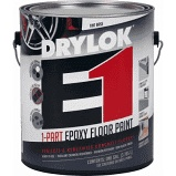 UGL LABS INC Drylok E1 1-Part Epoxy Assorted Colors Floor Paint