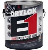 UGL LABS INC Drylok E1 1-Part Epoxy Gray Epoxy  Floor Paint