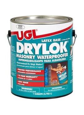 UGL LABS INC 275 Drylok White Latex WP- GAL