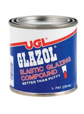 UGL LABS INC Glazol Glazing Compound--.5PT