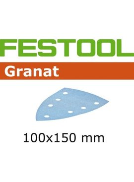 Festool Festool sandpaper       STF DELTA/7 P180 GR 100X