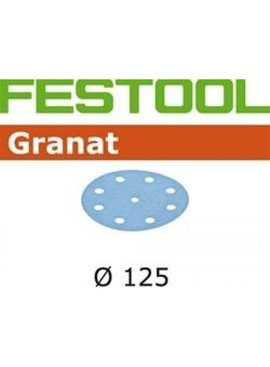 Festool Festool sandpaper STF D125/8 P 120 GR100X