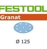 Festool Festool sandpaper       STF D125/8 P 240 GR100X