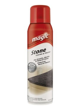 17OZ MAGIC STONE CLEAN & POLISH W/STAY CLEAN TECHNOLOGY