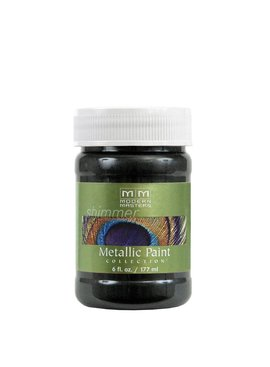 RUST-OLEUM CORPORATION 6OZ BLACK PEARL METALLIC PAINT COLLECTION