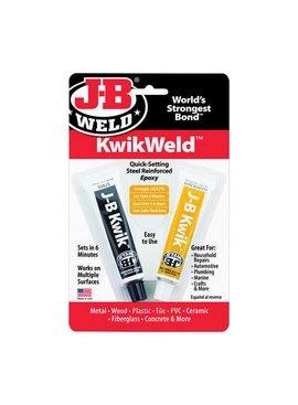 J-B WELD 8276 1 OZ KWIK FAST REPAIR