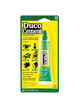 DUCO CEMENT BLISTER PACK - EACH