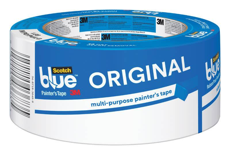 3M BLUE PAINTER'S MASKING TAPE 2'' 48mm X 60yd