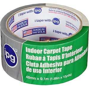 2'' X 10 YD INDOOR CARPET TAPE