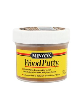 MINWAX 3.75 OZ WOOD PUTTY EARLY AMERICAN 930