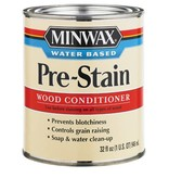 MINWAX MINWAX PRE-STAIN WOOD CONDITIONER WATER-BASED QUART