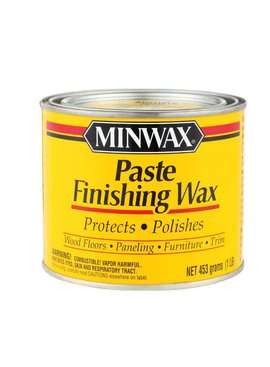 MINWAX 1 LB PASTE WAX REGULAR