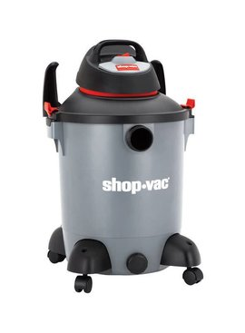 SHOP-VAC 10 GAL 5.0 PHP WET & DRY VACUUM 11.3 AMPS