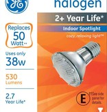 GENERAL ELECTRIC 38W HALOGEN PAR 20 INDOOR/OUTDOOR SPOTLIGHT