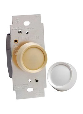 LEVITON TRIMATRON FULL RANGE PUSH ON/OFF DIMMER
