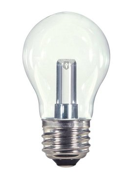 SATCO PRODUCTS SATCO S9150 1.4WA15/CL/LED/120V/CD CLR BULB