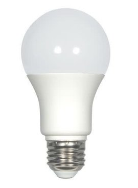 SATCO PRODUCTS SATCO 7A19 LED BULB E26 WRM WH MED BASE