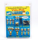 OOK PROFESSIONAL PICTURE HANGERS VALU-PACK