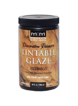 DECORATIVE PAINTER'S TINTABLE GLAZE 32 OZ