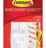 3M 3M17001 Medium Command Hooks