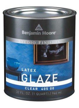 BENJAMIN MOORE ACRYLIC GLAZE Clear n405 Quart