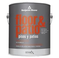 BENJAMIN MOORE LATEX FLOOR & PATIO-BASE 1 - QT