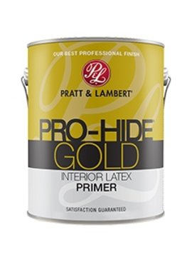 PRATT&LAMBERT PRO-HIDE GOLD INTERIOR LATEX PRIMER 1 GAL