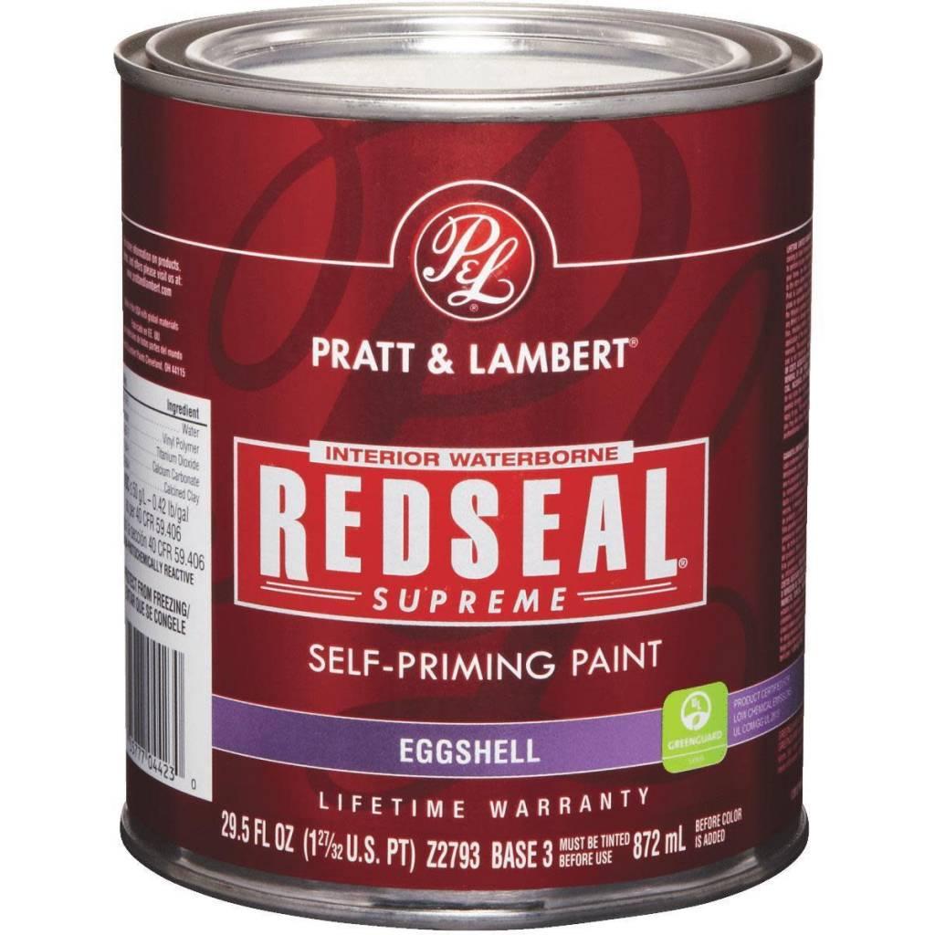 PRATT&LAMBERT Z2791 Redseal Supreme Eggshell