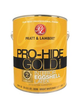 PRATT&LAMBERT PRO-HIDE GOLD ULTRA EGGSHELL GALLON