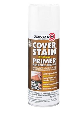 RUST-OLEUM CORPORATION ZINSSER COVER-STAIN OIL BASE PRIMER-SEALER