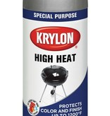KRYLON PAINTS KRYLON HIGH HEAT ALUMINUM 12 OZ