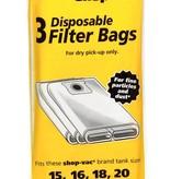 16,20,25 GAL DISPOSABLE CATCH BAG 3/PK